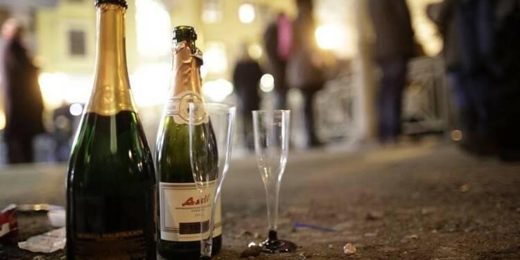 Europe et grand export vont sauver les ventes 2014 de champagne
