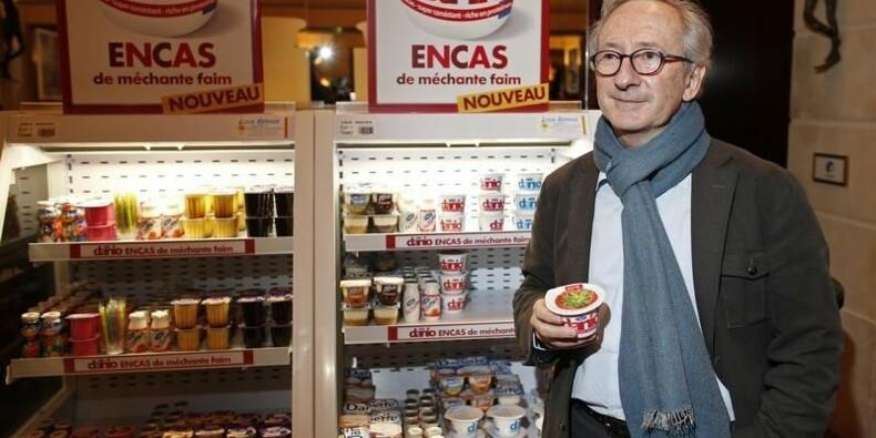 Franck Riboud passe la main mais reste président de Danone