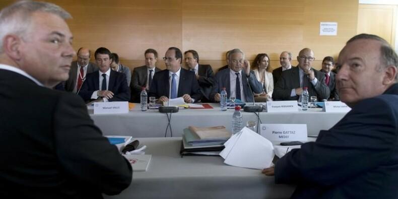 Début d'une difficile négociation sur le dialogue social