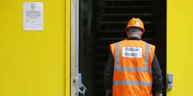 RPT-Balfour Beatty repousse les avances de Carillion