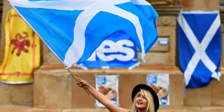 Mobilisation en Ecosse avant le référendum