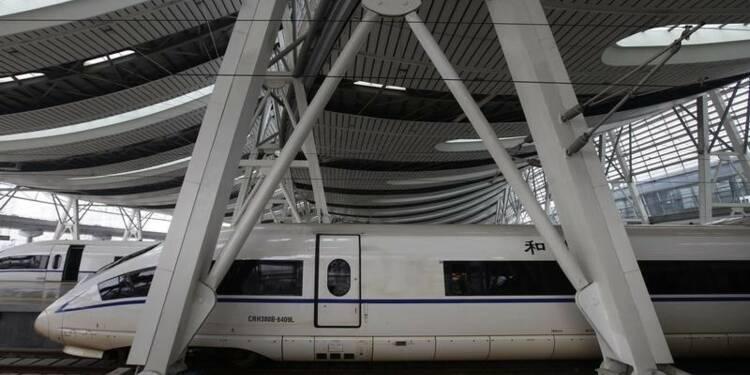 Fusion en vue entre les grands constructeurs chinois de trains