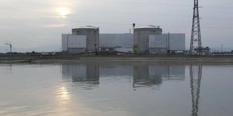 Hollande aurait assuré aux écolos que la centrale de Fessenheim fermera