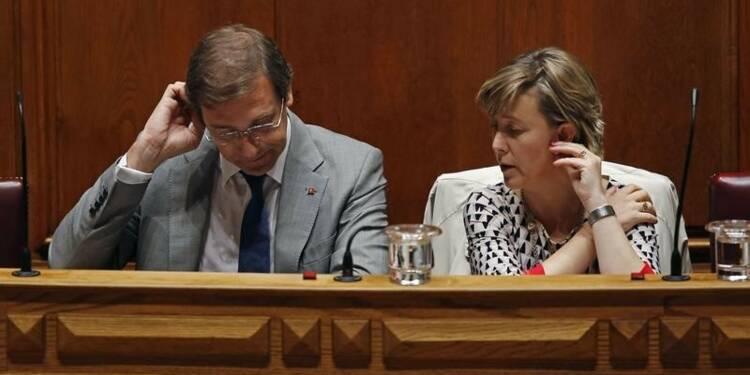 Le parlement portugais approuve le premier budget post-aide