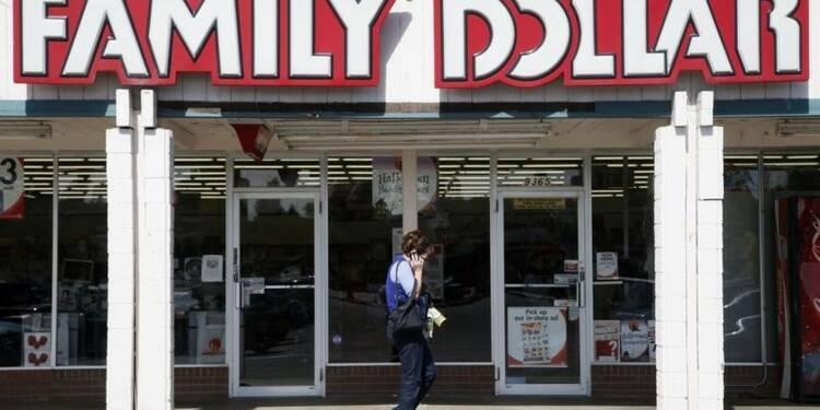 Family Dollar rejette l'offre améliorée de Dollar General