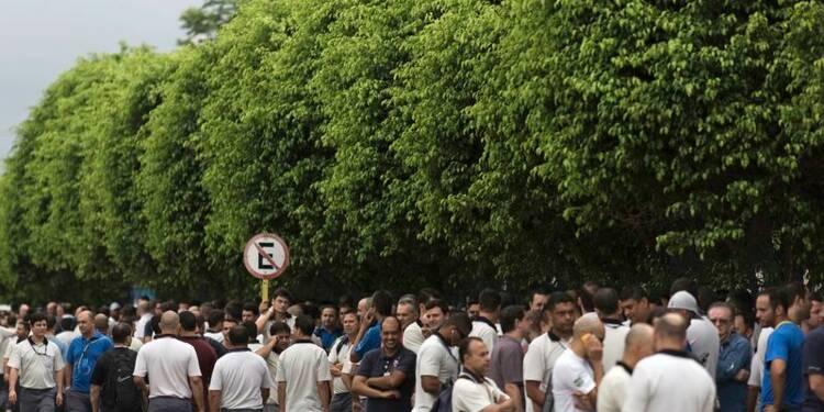 Une grève au Brésil bloque les livraisons d'Embraer