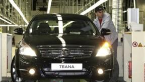 Nissan suspend sa production en Russie jusqu'à fin mars