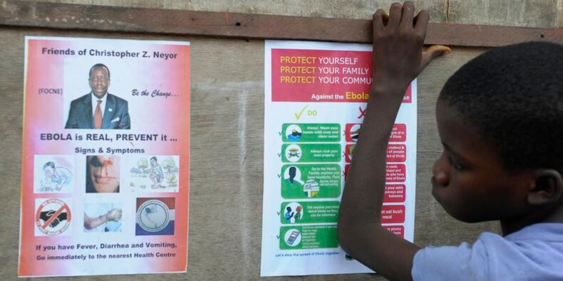 L'OMS fait état de 1.229 morts et de 2.240 cas de fièvre Ebola