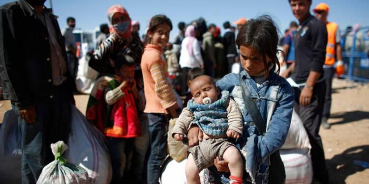 La France favorable à une zone tampon entre Turquie et Syrie