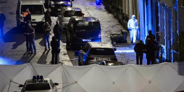 Deux morts dans un raid antiterroriste en Belgique, à Verviers