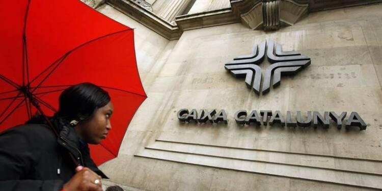 Caixabank et Santander en tête pour le rachat de Catalunya Banc