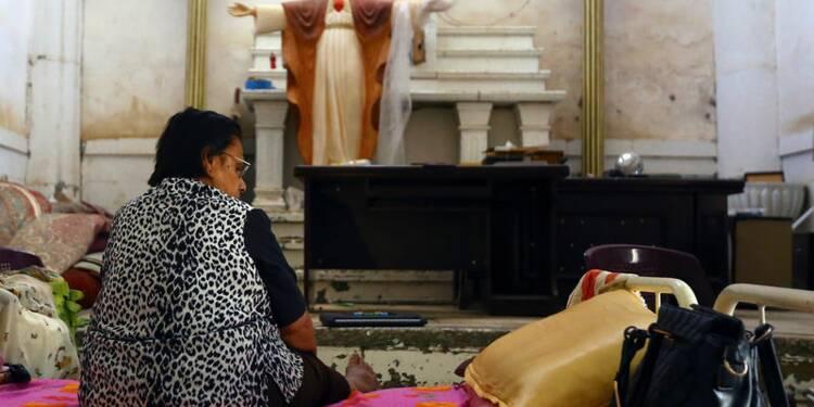 Appel en France à une aide humanitaire pour les chrétiens d'Irak