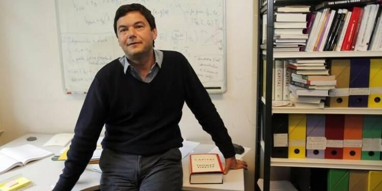 L'économiste Thomas Piketty refuse la Légion d'honneur