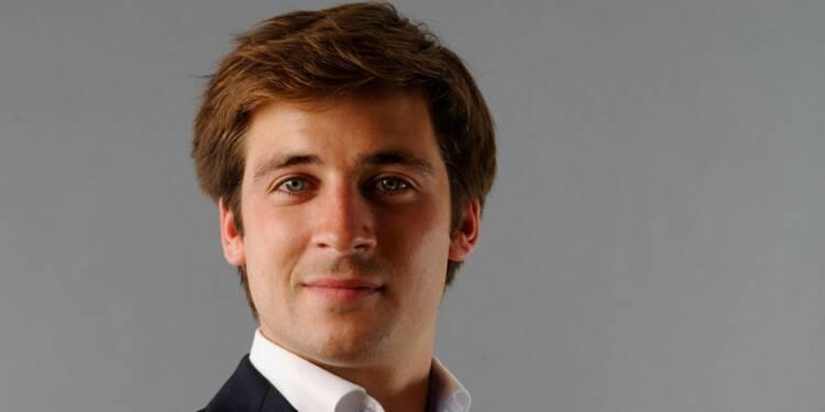 Alexandre Mongrenier : il colle des étiquettes RFID sur le vin pour l'authentifier