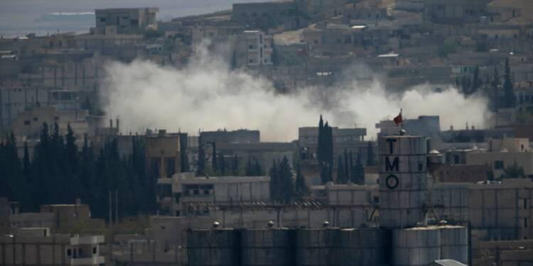 L'Etat islamique progresse dans Kobani