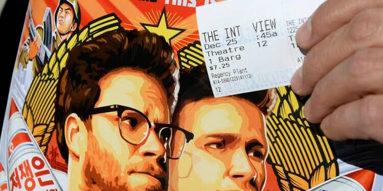 """The Interview"" projeté sans incidents aux Etats-Unis"