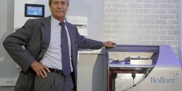 Blue Solutions (Bolloré) dopé en Bourse par un contrat avec la RATP