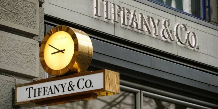 Tiffany affiche un CA moins bon que prévu à cause du Japon