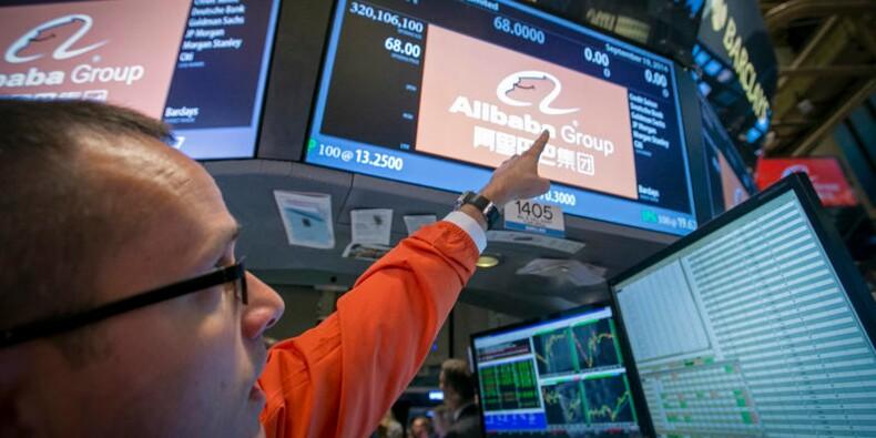 Alibaba devient la plus grosse entrée en Bourse de l'histoire