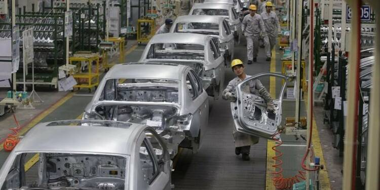 PSA va lancer une nouvelle berline en Chine avec Dongfeng