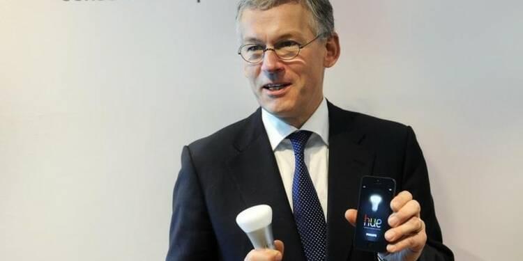 Philips accélère la mutation de sa branche éclairage