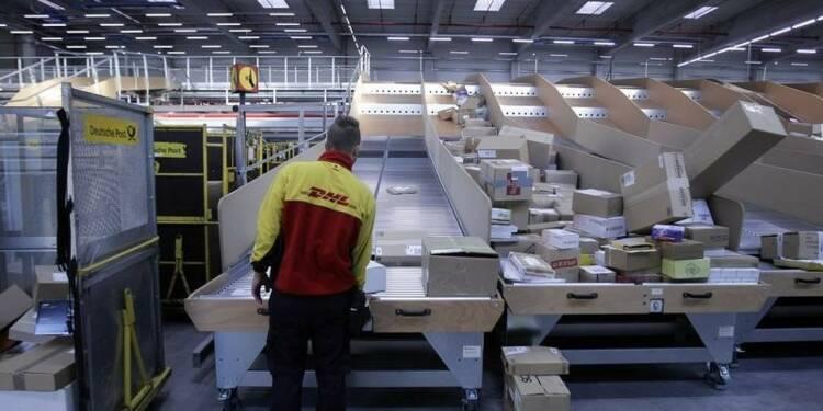 Deutsche Post veut recruter dans le secteur des colis