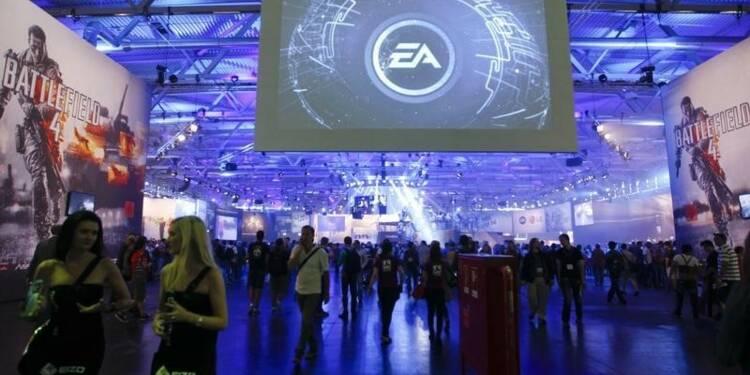 Les CA et bénéfice d'Electronic Arts dépassent le consensus