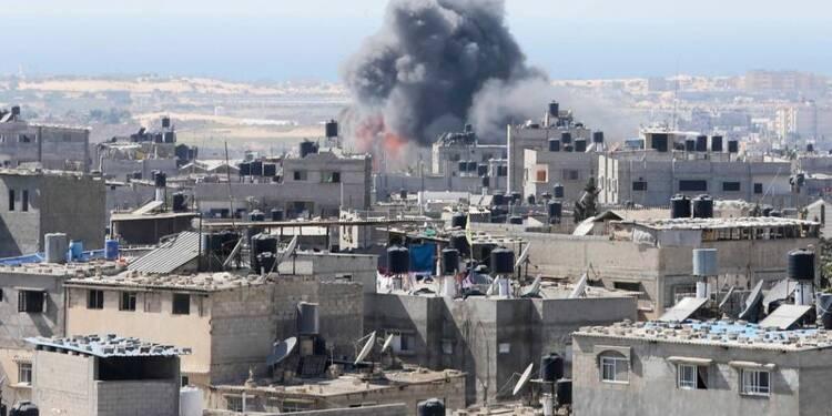 Israël maintient sa pression sur la bande de Gaza