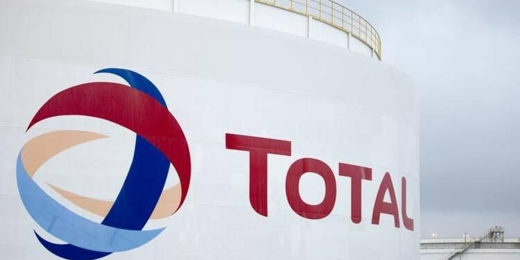 Inquiétude des salariés de la raffinerie Total de la Mède