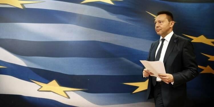 Les tests bancaires moins dramatiques qu'anticipé pour la Grèce