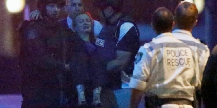 Assaut de la police de Sydney contre un preneur d'otages