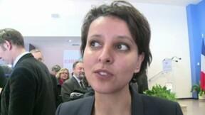 Pas-de-Calais: Najat Vallaud-Belkacem sur le Campus des métiers