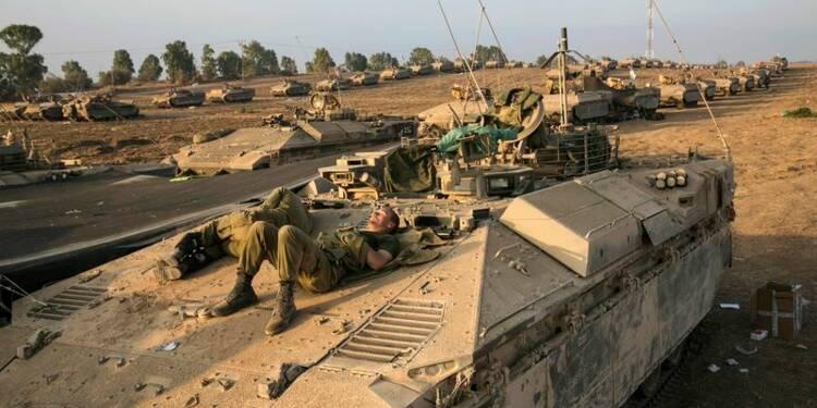 Les Israéliens appelés à se préparer à un conflit long à Gaza