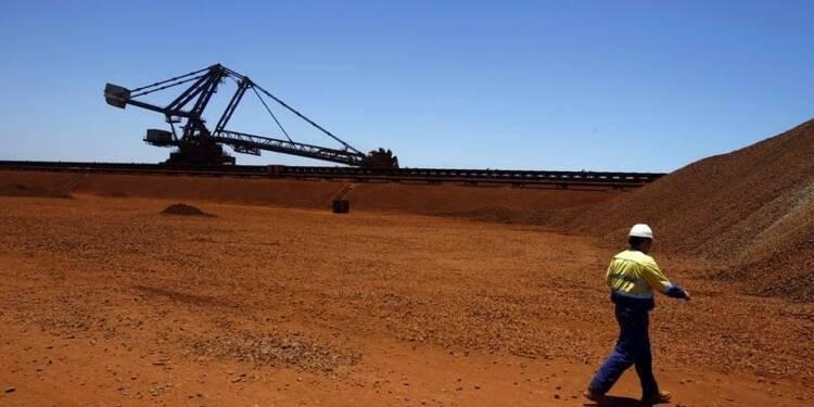 Rio Tinto augmente sa production de minerai de fer pour la Chine