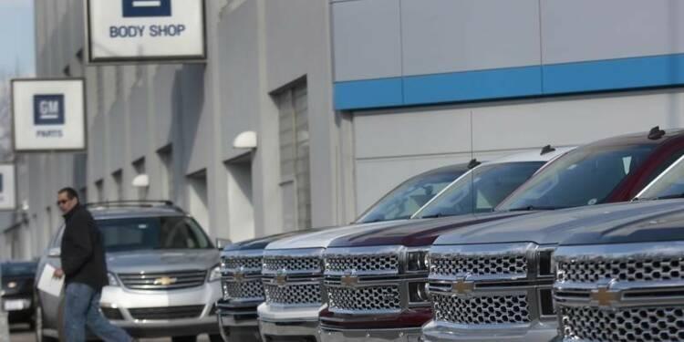 GM rappelle 316.000 véhicules pour un problème de phares