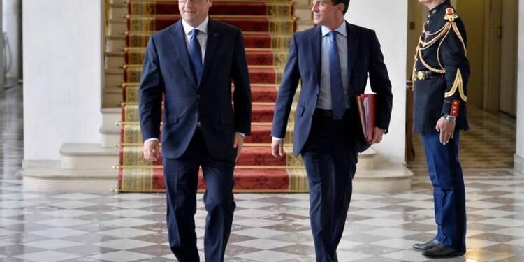Manuel Valls en première ligne pour sauver un quinquennat enlisé