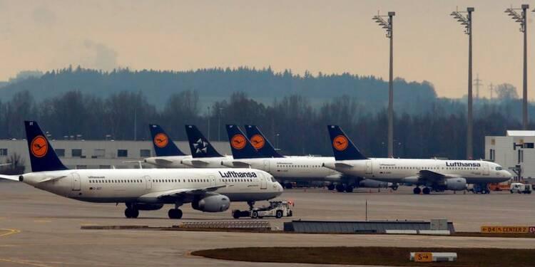 Nouvelle grève des pilotes de Lufthansa jeudi