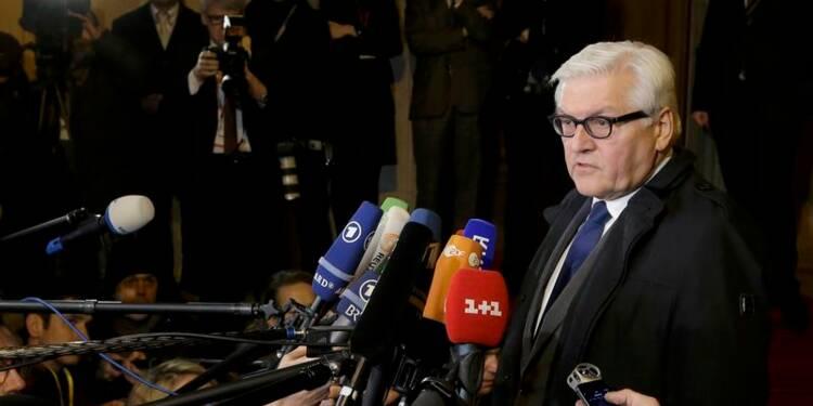 Accord à Berlin sur une ligne de démarcation en Ukraine