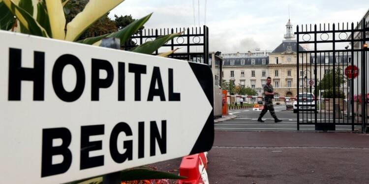 Etat stable pour la victime d'Ebola soignée en France