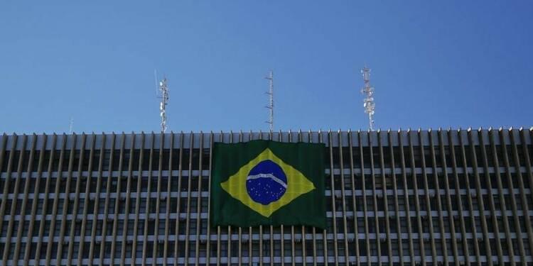 Les prévisions de croissance au Brésil revues à la baisse