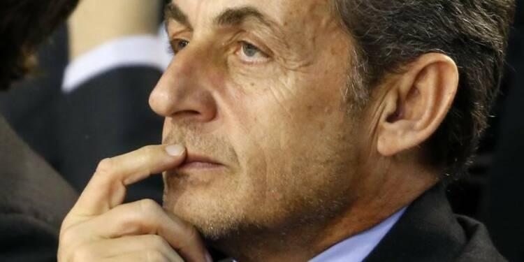Une juge enquête sur trois vols privés de Nicolas Sarkozy
