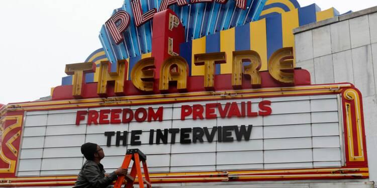 """Sony Pictures met en ligne son film """"The Interview"""""""