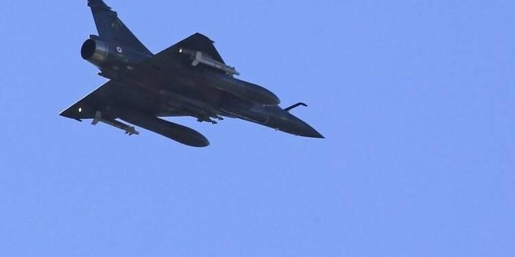 Les six Mirage français seront jeudi en Jordanie