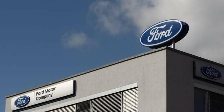 Ford bat le consensus mais l'avenir s'assombrit en Europe