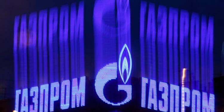 Bénéfice pour Gazprom en hausse moins marquée que prévu