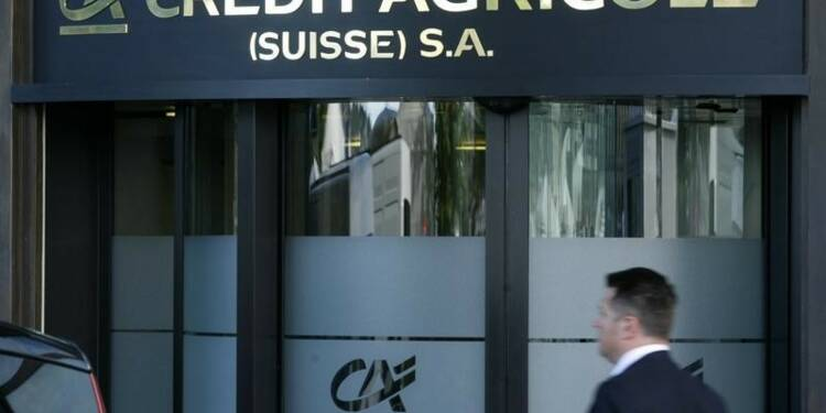 Crédit agricole visé par une enquête sur les taux en Suisse