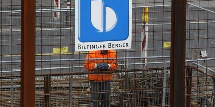 COR-Recul du bénéfice opérationnel trimestriel de Bilfinger