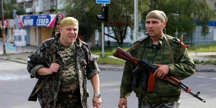 Poursuite des affrontements en Ukraine avec des combats rapprochés
