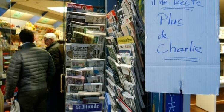 Razzia sur le numéro spécial de Charlie Hebdo