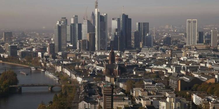 La croissance en Allemagne en 2014 serait moindre qu'attendu